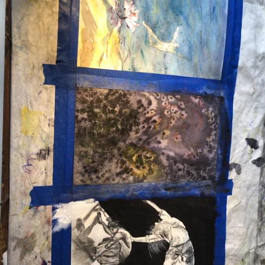 threeontheboard - Birdi Sinclair Clair Arts.mov