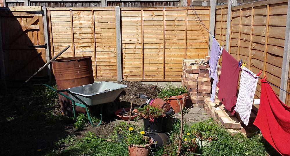 Sarah Rees Garden Blog Pic 40 back garden chaos.jpg