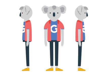 Characters: Koala