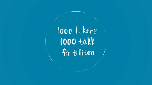 Promo video: 1000 Likes