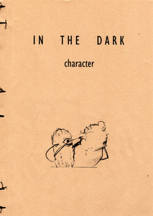 Characters: In the dark