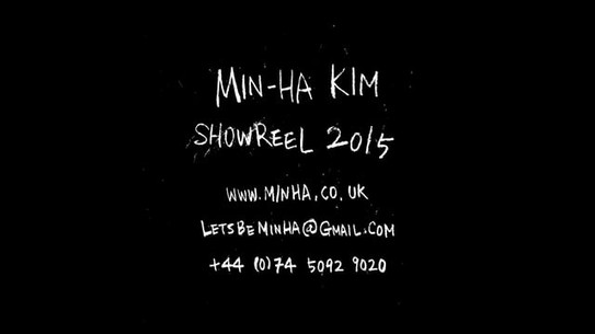 Showreel for directed work