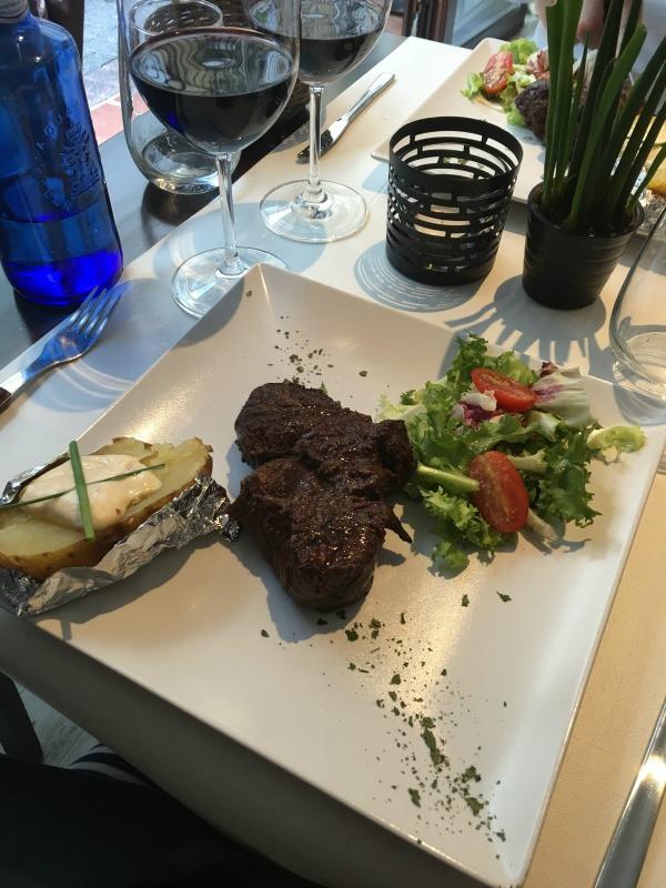 Buenos Aires Steak House fillet steak