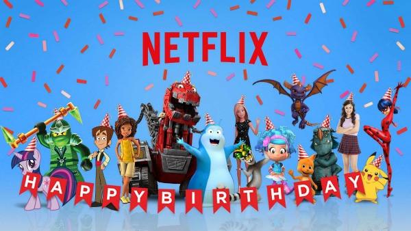 Netflix - Happy Birthday