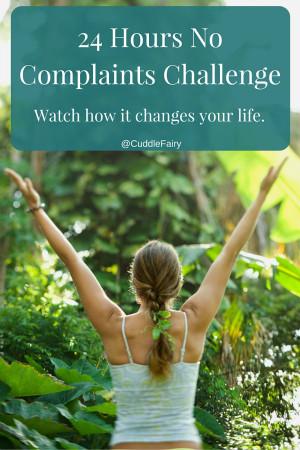 No Complaints Challenge 1