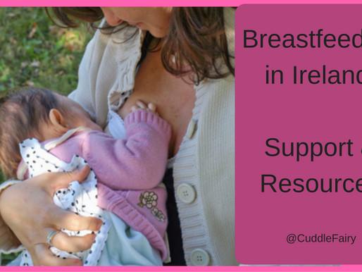 Breastfeeding in Ireland: Support & Resources