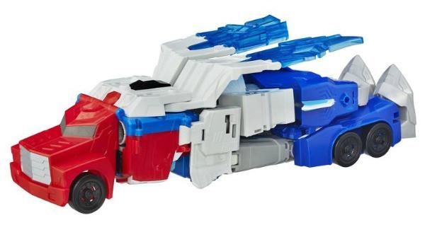 transformer as truck