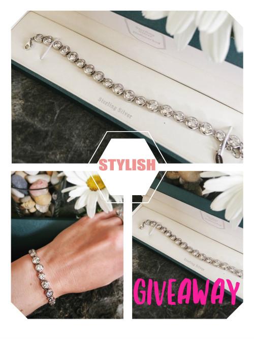 sterling silver bracelet giveaway