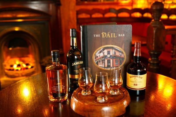 Dinner at The Dail Bar