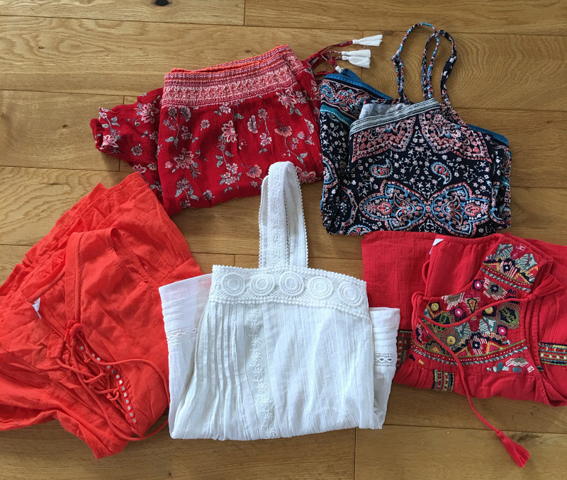 monsoon clothing for the beach