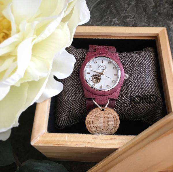jord wrist watch cora series in its box