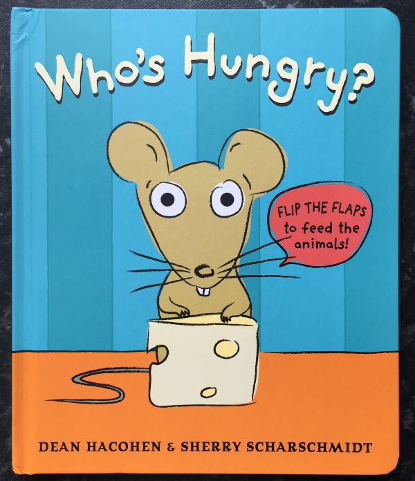 Who's Hungry? Book review