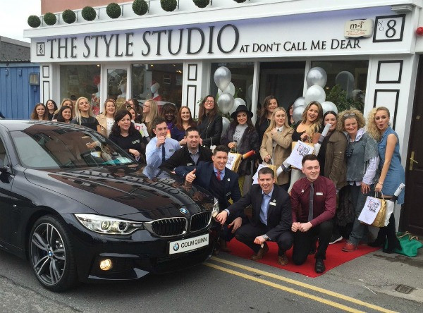 Galway Fashion Trail 2016