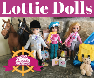 Lottie Dolls ambassador