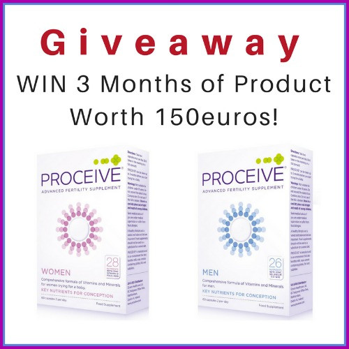 proceive giveaway