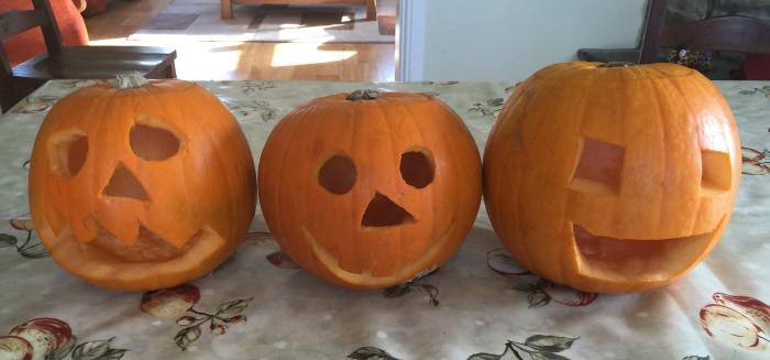 how to carve a pumpkin 8