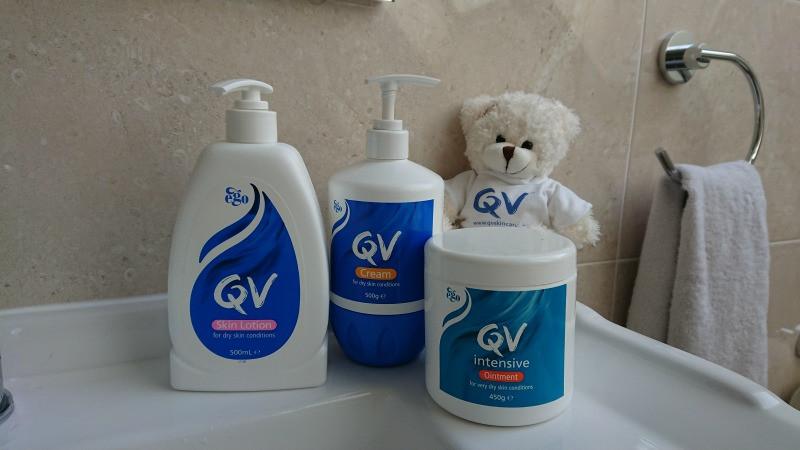 qv moisturisers