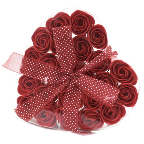 Soap Flower (Red Roses)