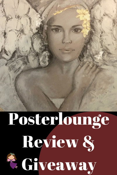 Posterlounge Review & Giveaway pin