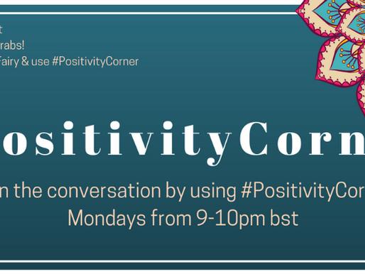 Introducing #PositivityCorner