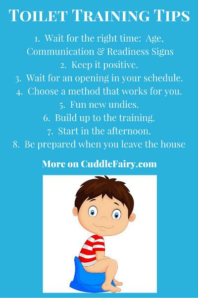 Toilet Training Tips 1
