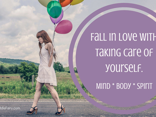 Positivity Week 10: Self Care – Don't Forget About You