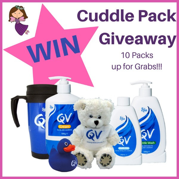 QV Cuddle Pack Giveaway