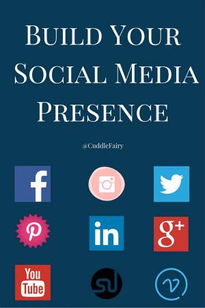 Build Your Social Media Presence 1
