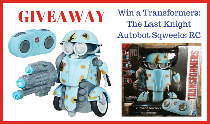 GIVEAWAY transformers autobot