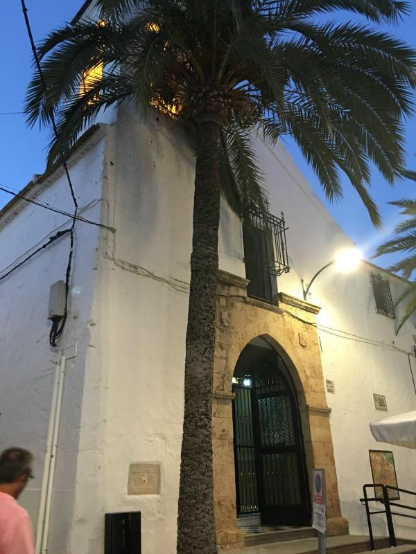 old town marbella church