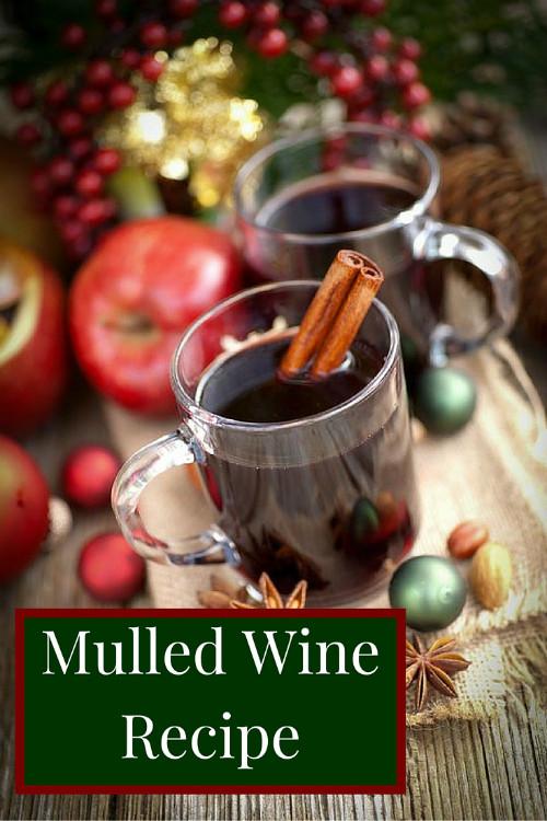 Mulled Wine Recipe (2)