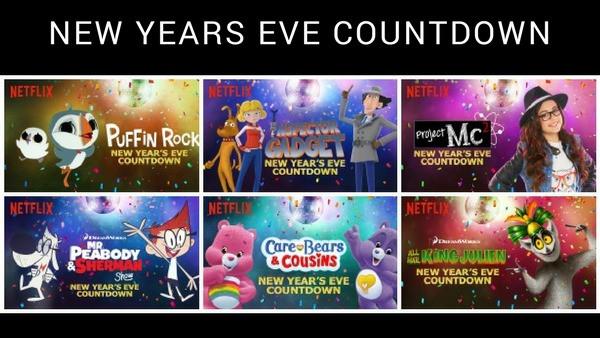 netflix new years eve countdown