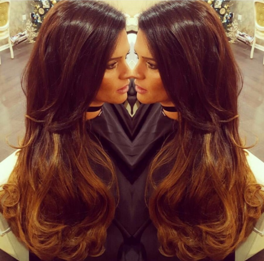 brunette extensions nottingham