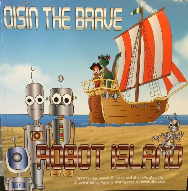 oisin the brave robot island 1