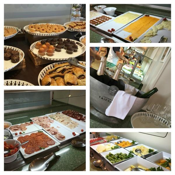 hotel fuerte marbella breakfast buffet