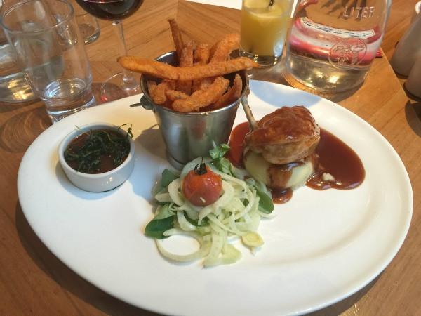 Rueben's Restaurant Galway 6