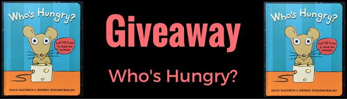 Who's Hungry Book Review