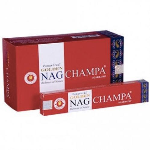 Golden Nag – CHAMPA