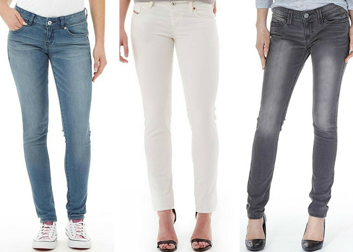 ode to skinny jeans