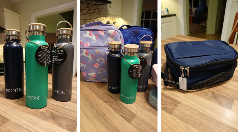 minotti bottles and bags