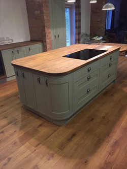 S.T. Joinery Kitchen