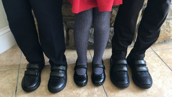 ecco kids shoes for back to school