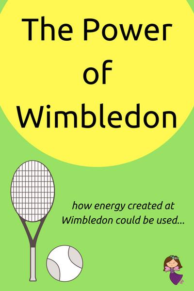 The Power of Wimbledon pinterest
