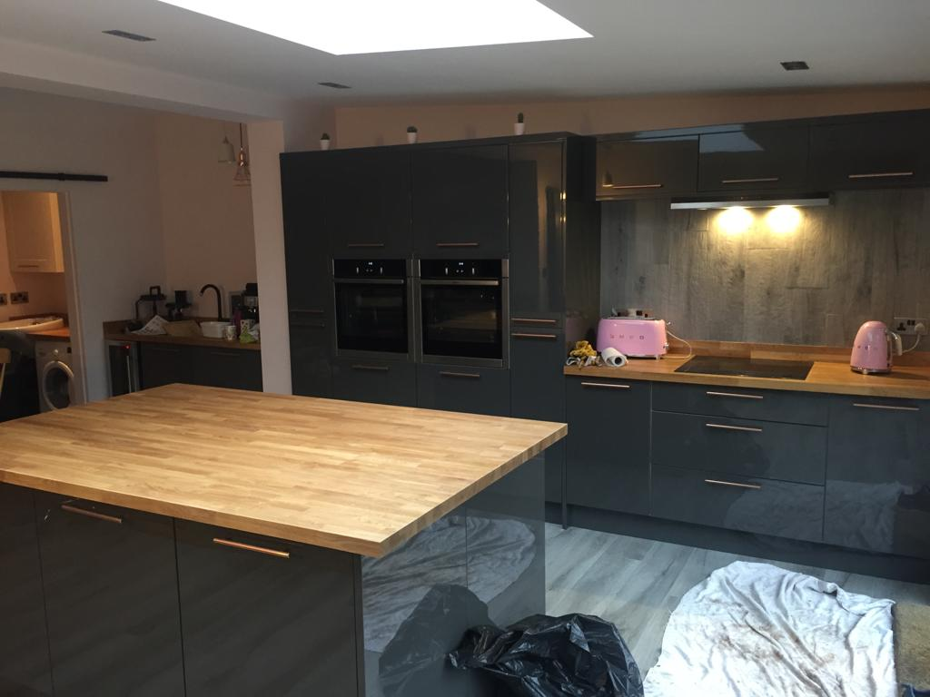 ST Joinery kitchen