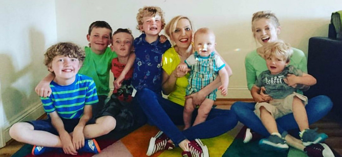 an interview with jen hogan - with family