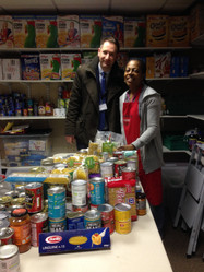 Donation by St Bedes