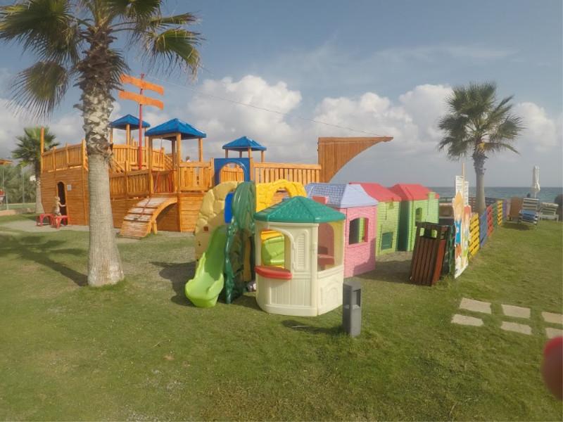 kiani beach resort playground