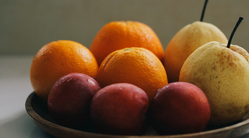 How To Design A Healthy Kitchen - fruit