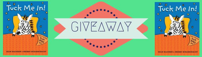 tuck me in book giveaway
