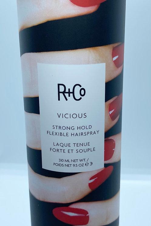 R+Co Strong Hold Flexible Hairspray (310ml)